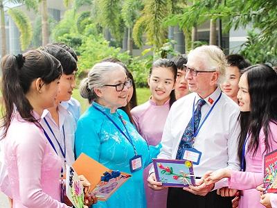Hợp tác quốc tế về giáo dục
