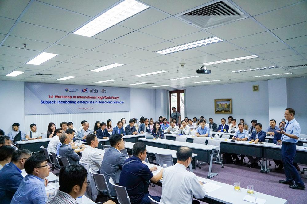 Ký kết thỏa thuận hợp tác với Đại học KyungWoon và Hiệp hội vườn ươm Gyeongbuk Daegu