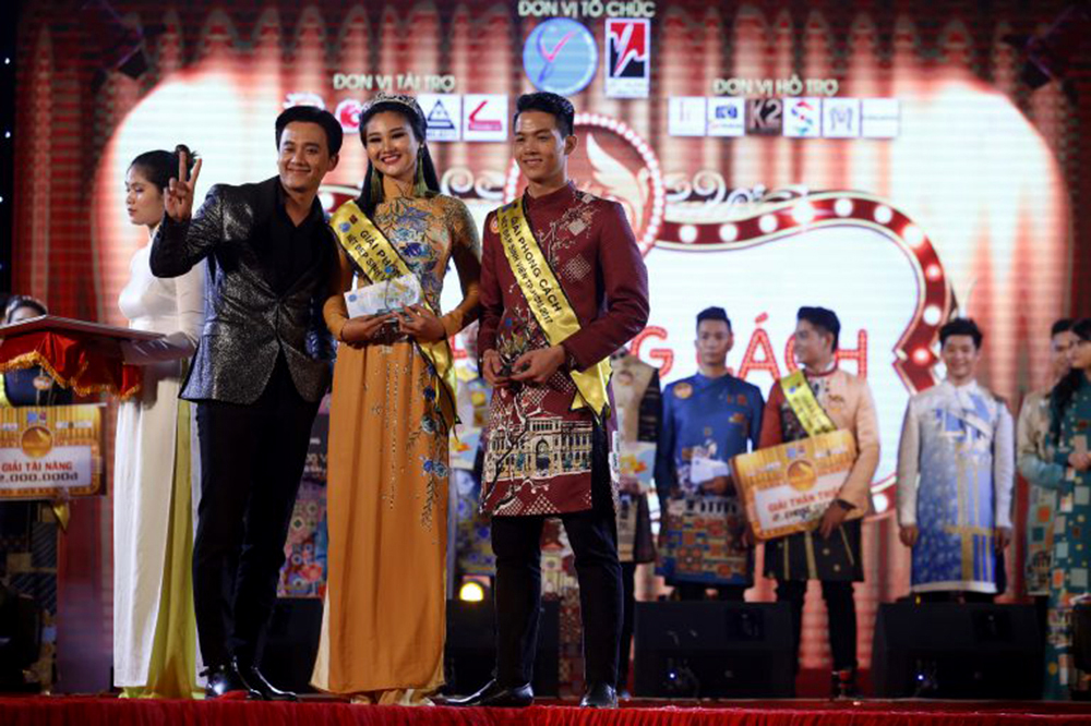 Ton Duc Thang University Beauty Contest