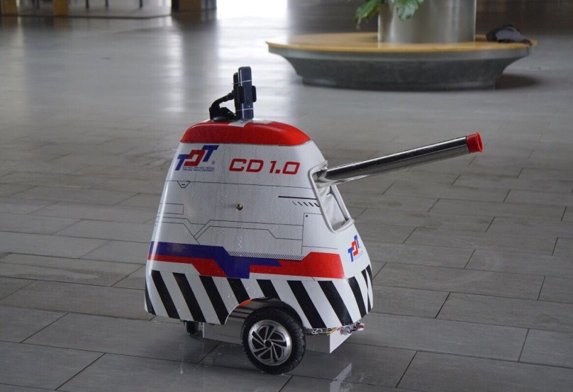 Robot TDTU