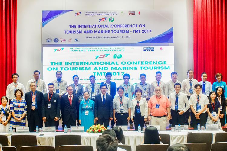 The International Conference on Tourism and Marine Tourism: TMT 2017