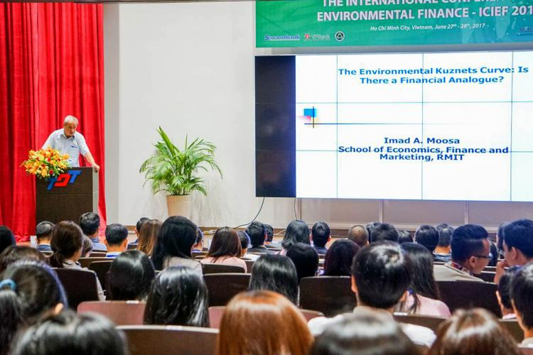 The International Conference in Environmental Finance ICIEF 2017