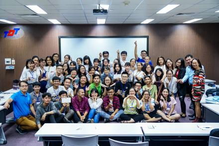 Saigon Summer School of Science at Ton Duc Thang University